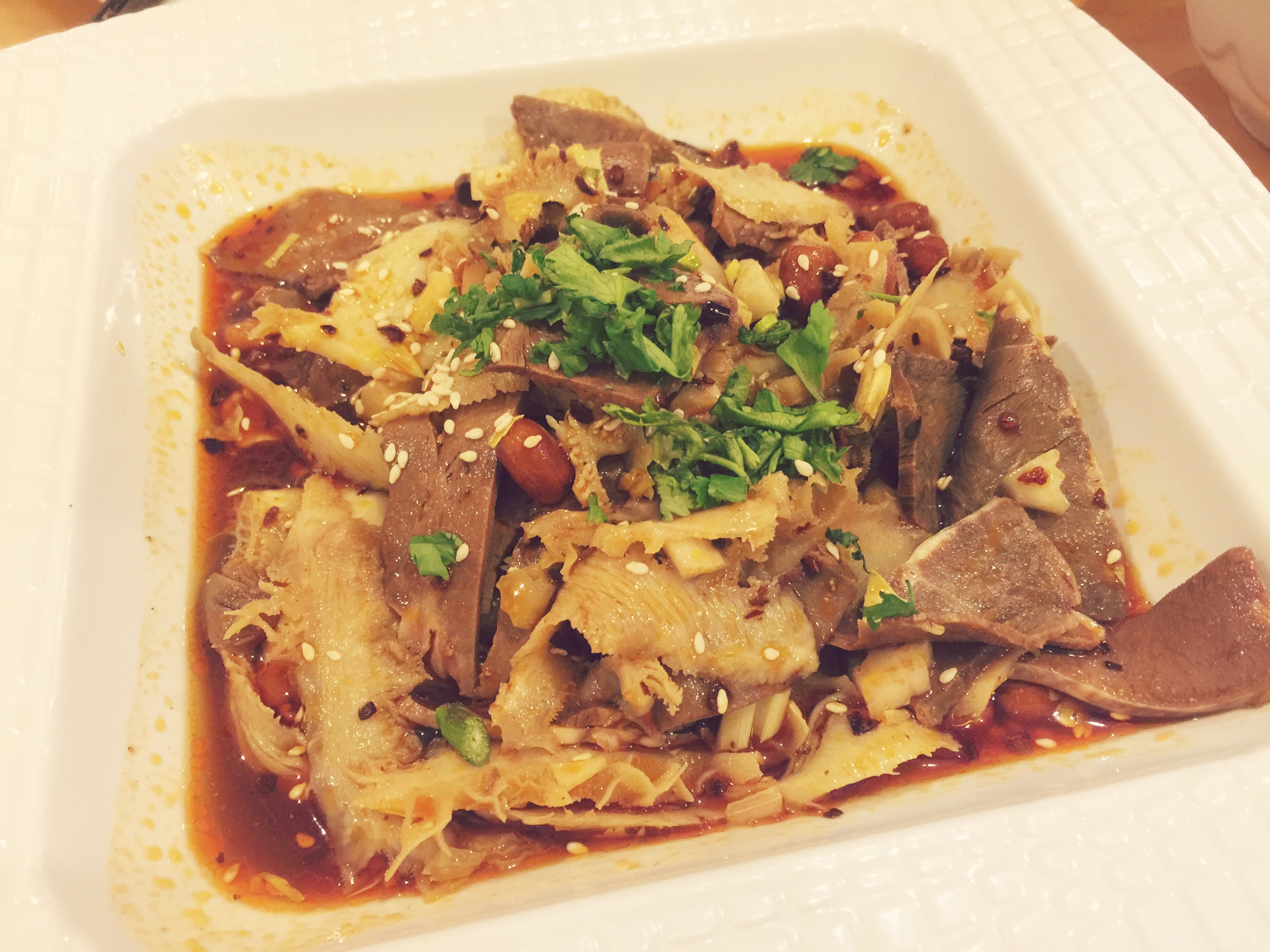 beef-and-ox-tripe-in-chilli-sauce