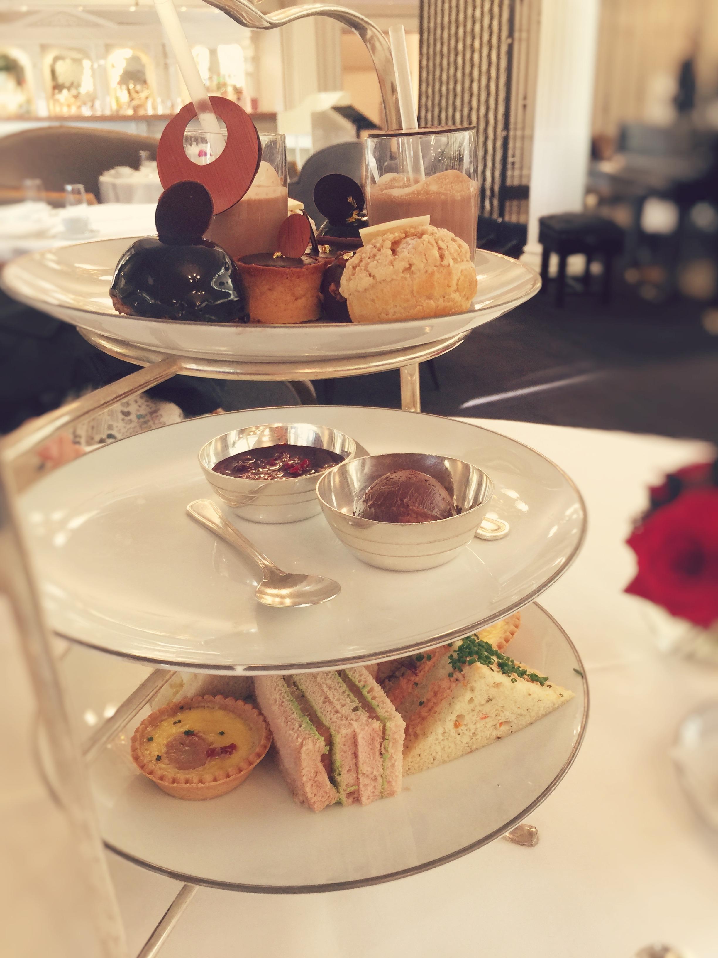 chocolate-afternoon-tea