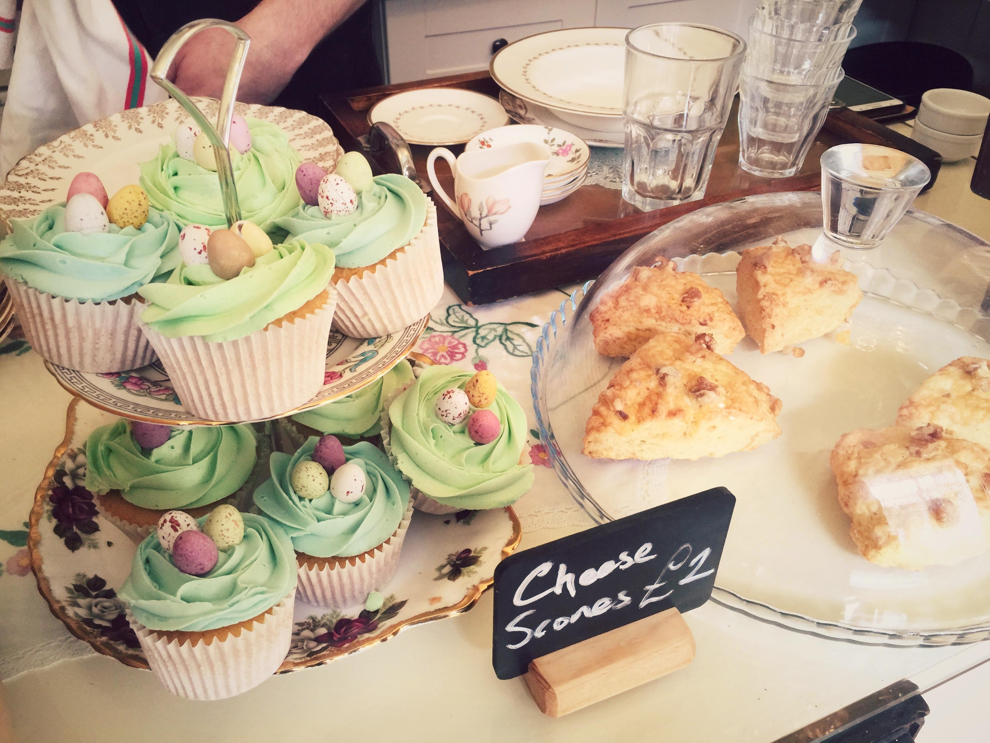 cupcakes-scones