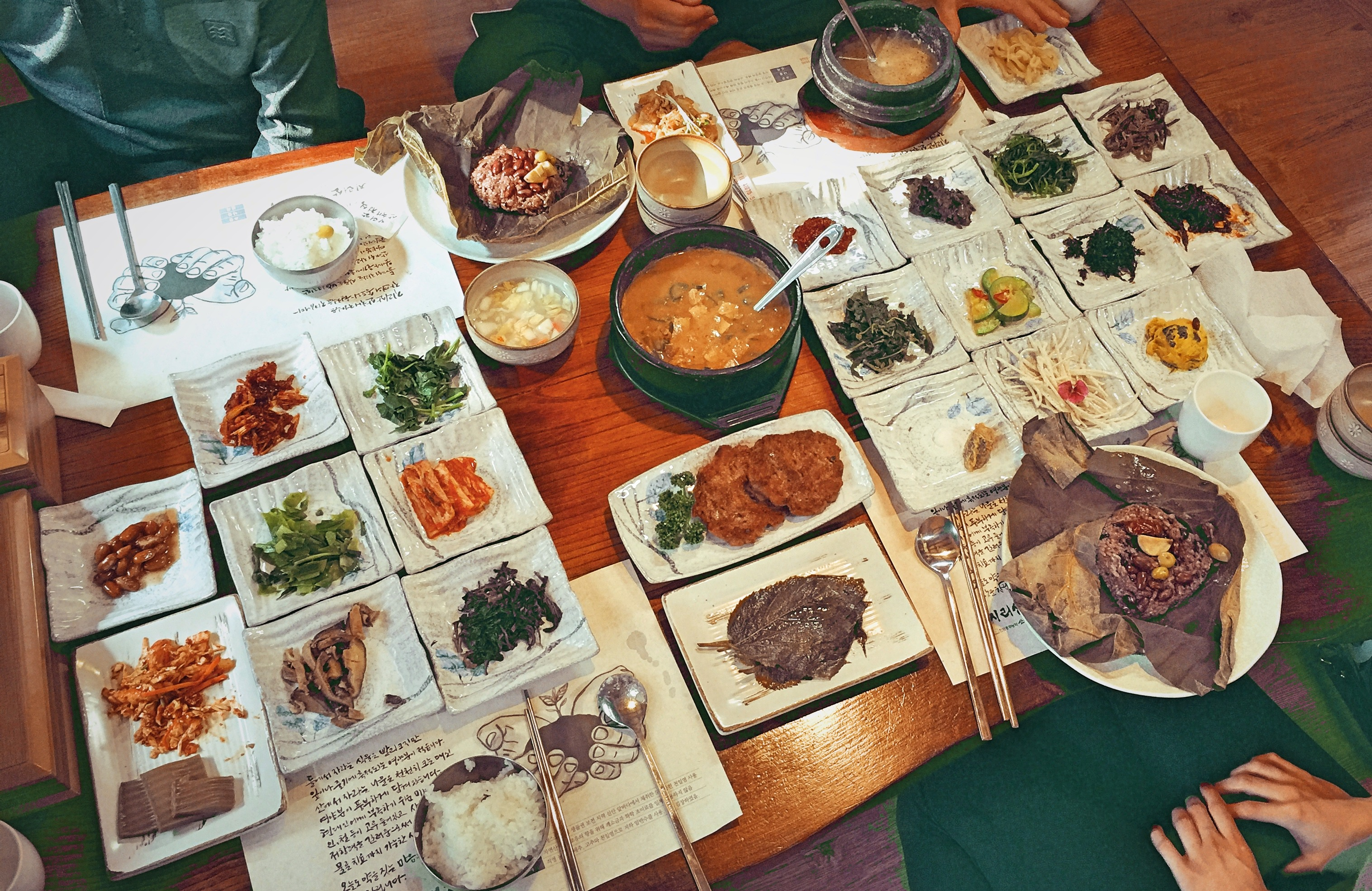 side-dishes-korea