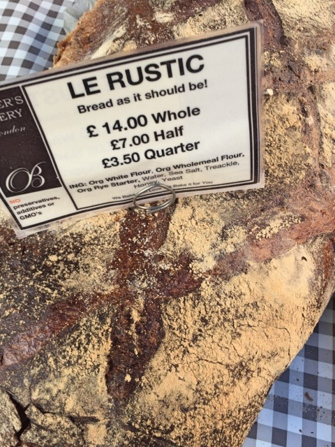 Le Rustic at Olivier's Bakery – a balance between air and flavour