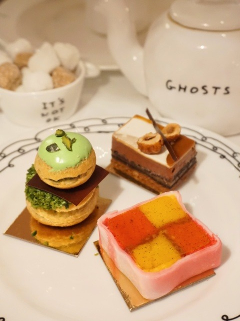 A tale of extravagance and style at sketch, afternoon tea London
