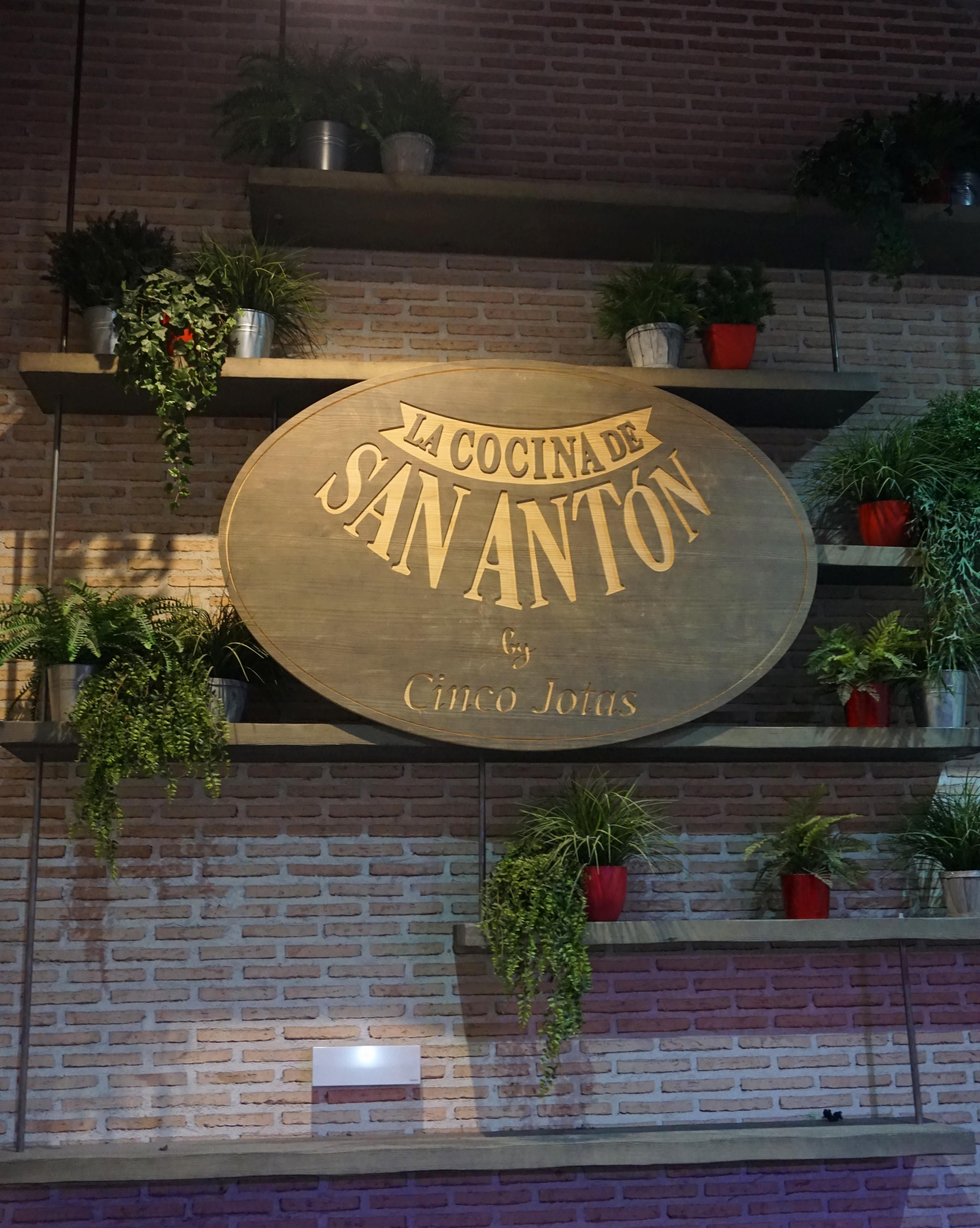 A way of life pinchos at mercado de san ant n madrid - Cocina de san anton ...
