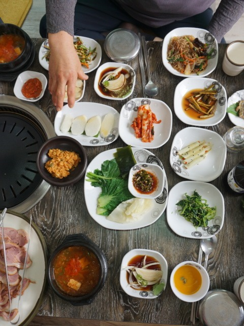 Why Korean food is good for vegetarians