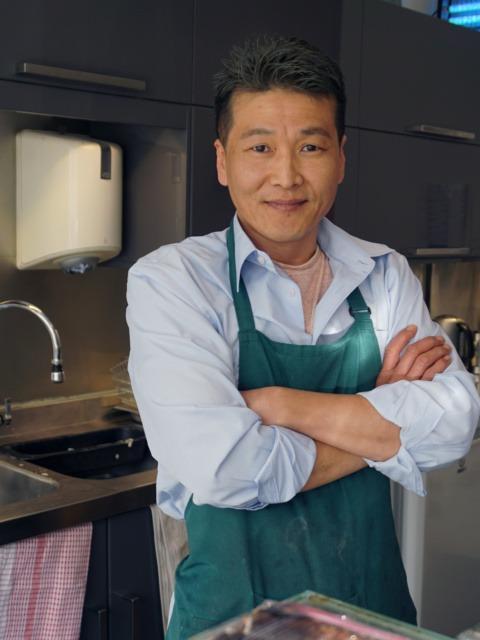 Time is an ingredient in Korean food
